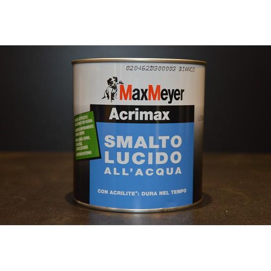 Delucchi colori acrimax lucido max meyer smalto ad acqua - Smalto ad acqua per cucina ...