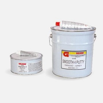 Gelson STUCCO SMOOTH 4 CON INDURITORE