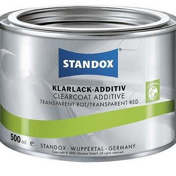 Standox Standox Klarlack-Additiv KA674 Transparent Rot