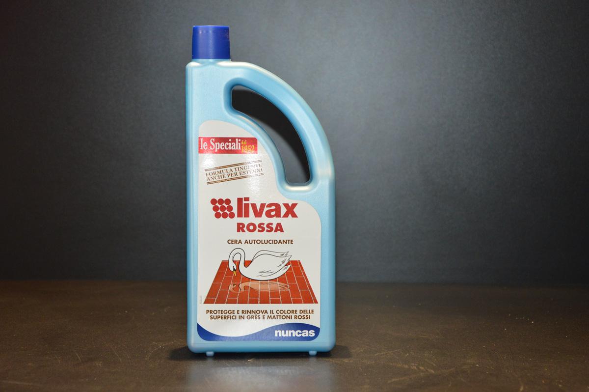Detergente Per Cotto Esterno delucchi colori | livax rossa cera per cotto | cera per