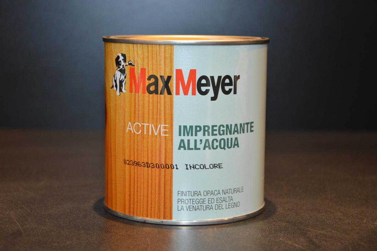 Colori Per Esterni Max Meyer : Delucchi colori active impregnante opaco all acqua max meyer