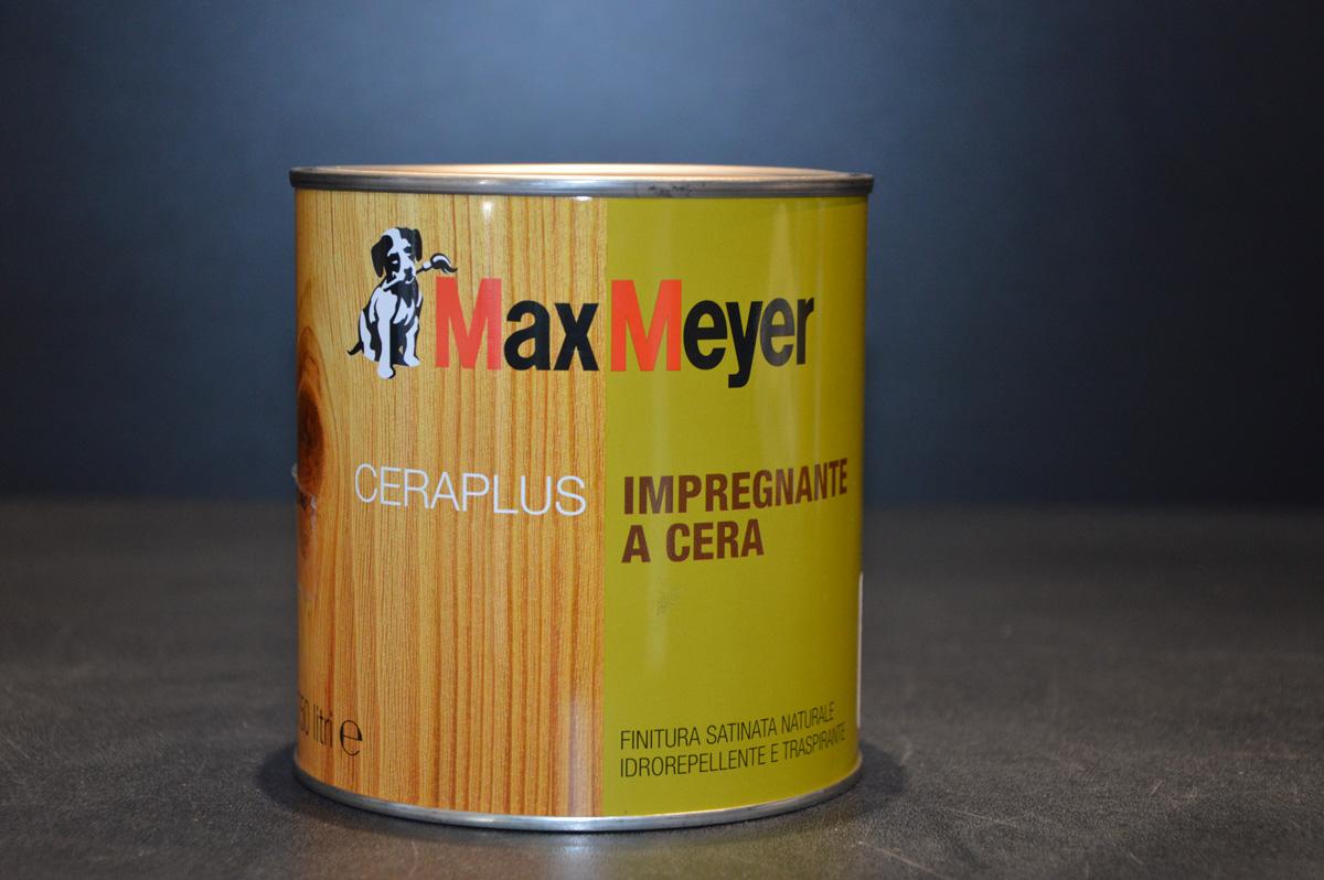 Colori Per Esterni Max Meyer : Delucchi colori max meyer ceraplus impregnante a cera