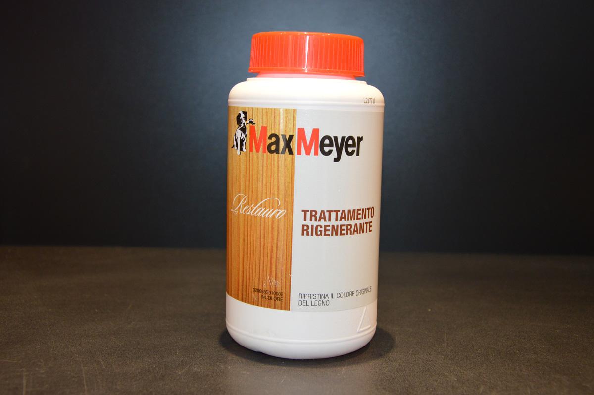Colori Per Esterni Max Meyer : Delucchi colori trattamento rigenerante max meyer legno muffa