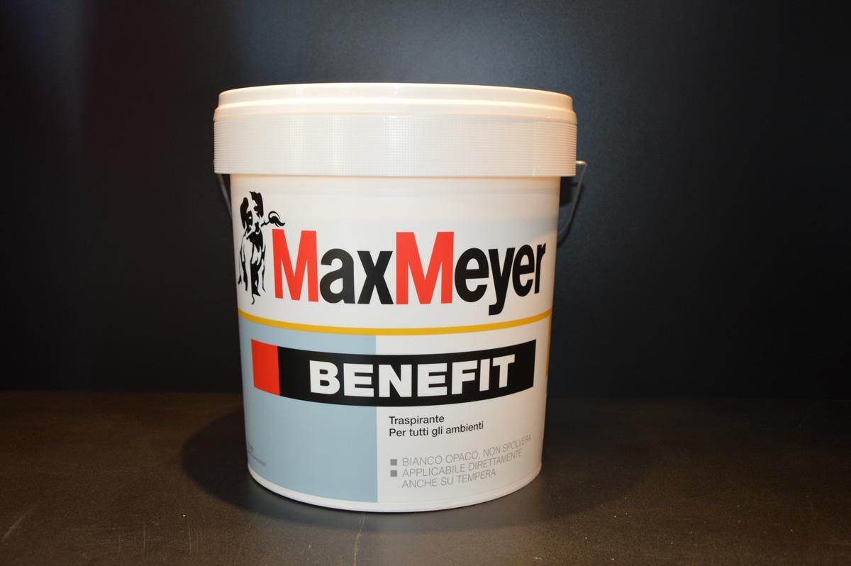 Colori Per Esterni Max Meyer : Delucchi colori benefit max meyer pittura traspirante antimuffa