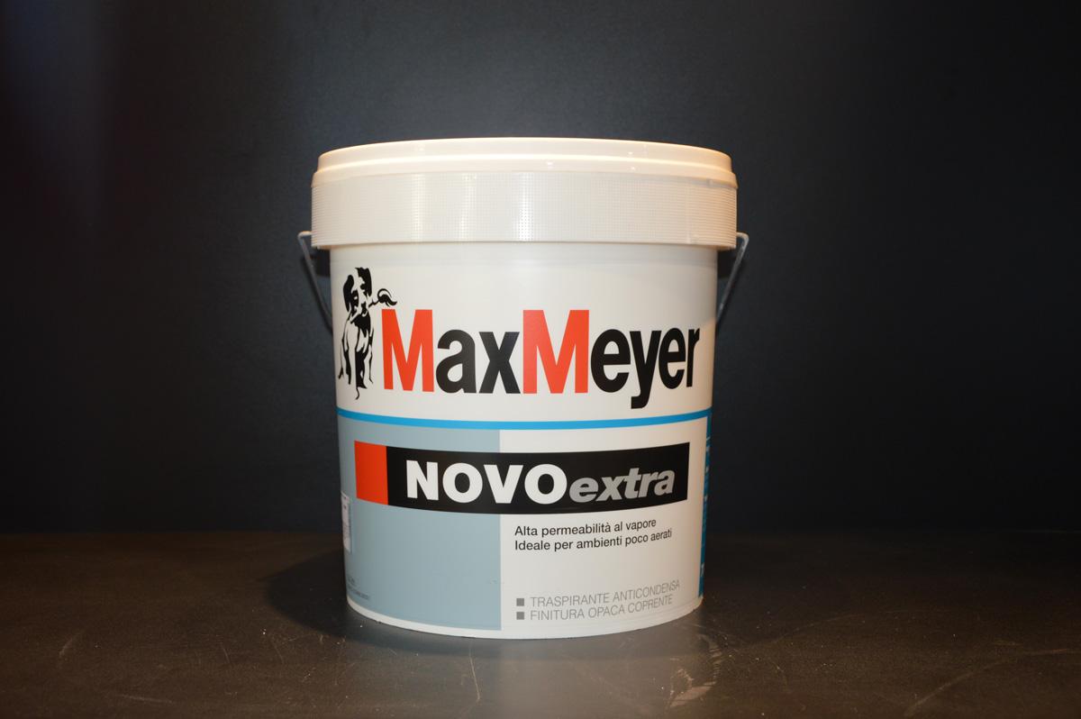Delucchi colori novo extra max meyer pittura bianca for Pittura per interni prezzi