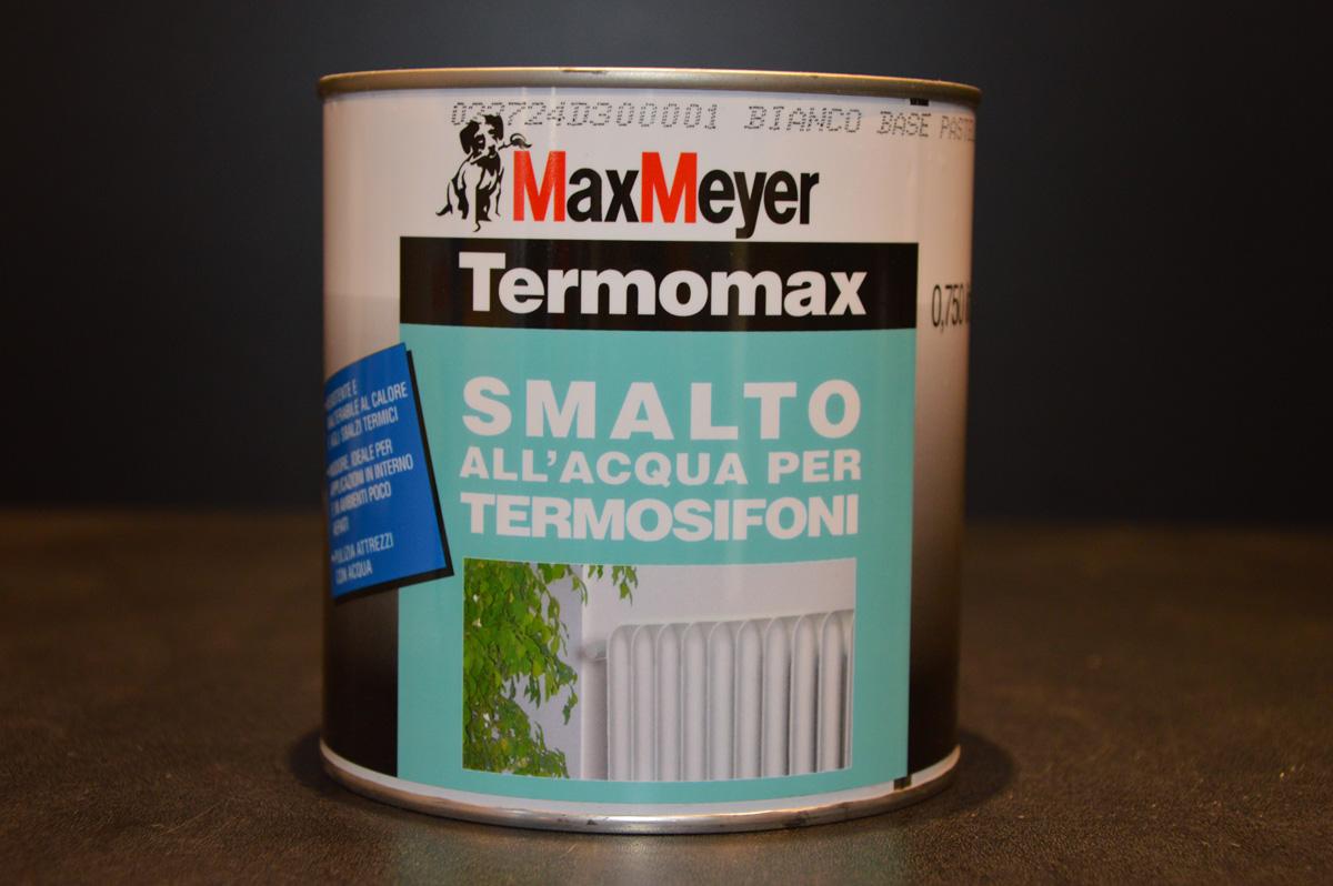 Delucchi colori termomax max meyer smalto per for Vernice per termosifoni