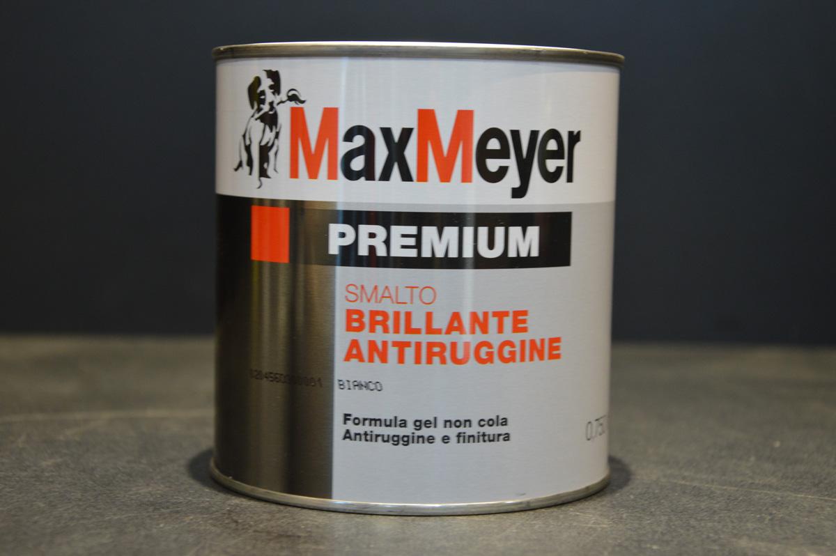 Colori Per Esterni Max Meyer : Delucchi colori premium max meyer prodotto antiruggine per ferro